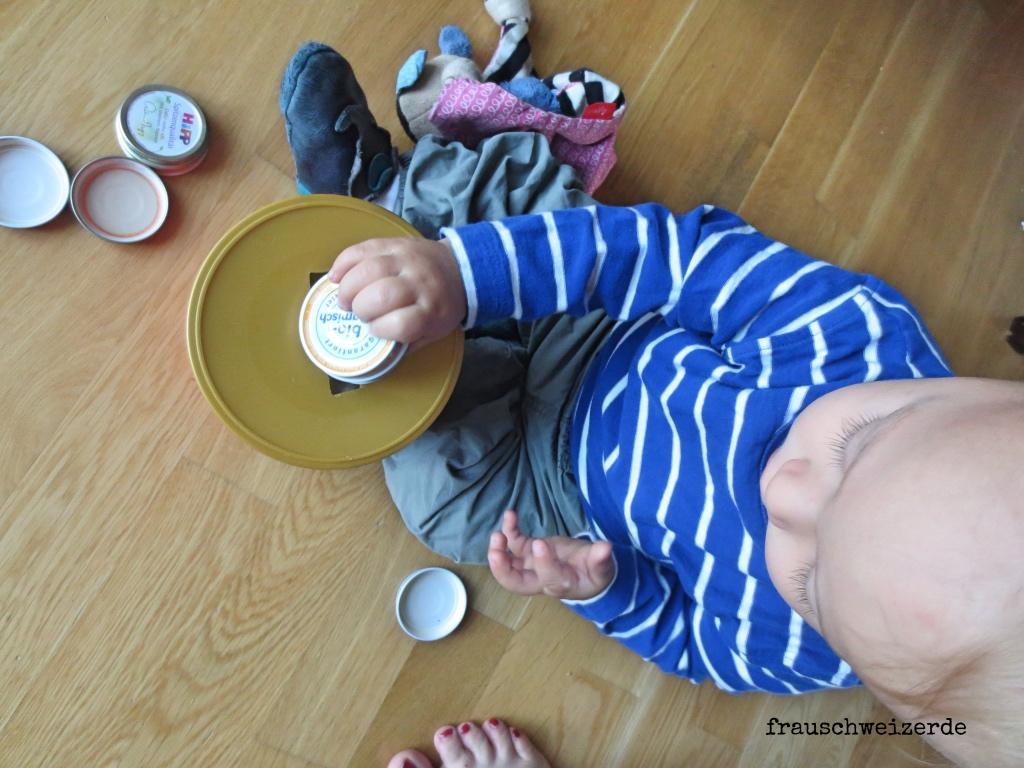 DIY Rein Steck-Dose für Klein Kinder