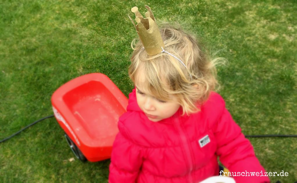 diy Prinzessin Krone