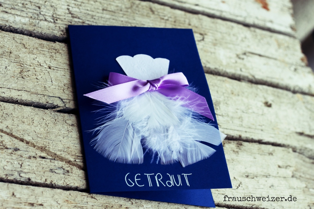 wedding, ehe, card, karte, handgemacht, handmade