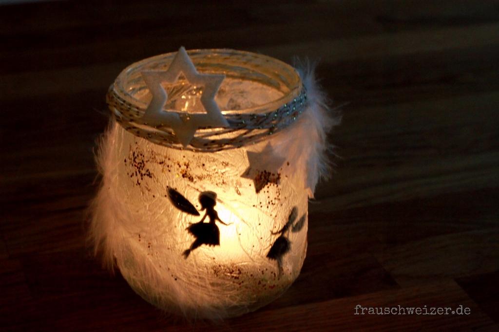 windlicht fee im glas basteln eine diy anleitung zum selbermachen. Black Bedroom Furniture Sets. Home Design Ideas
