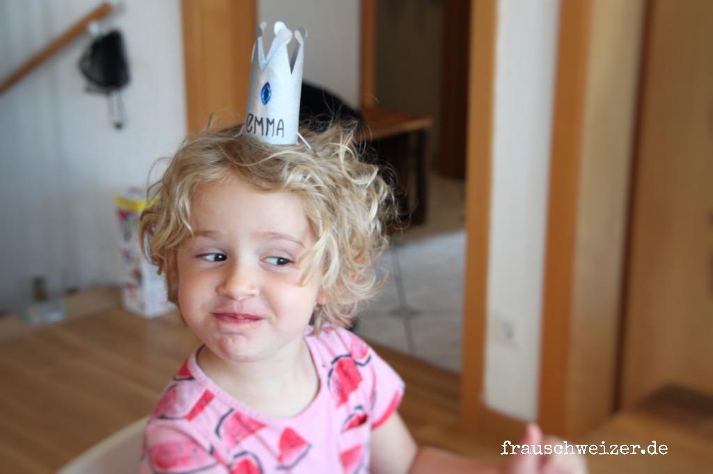 Elsa-Geburtstags-Kinder-Feier-Fest