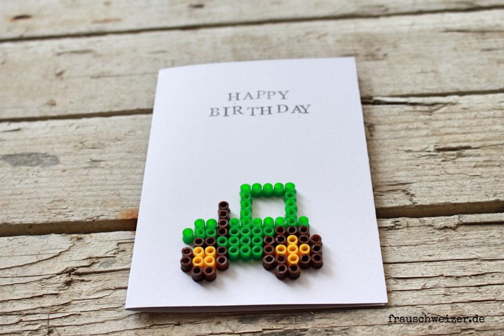 Happy Birthday Karte Für Frauen.Happy Birthday Traktor Karte Frau Schweizer