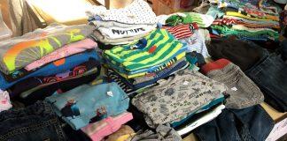Babybasar, Kinderkleidermarkt
