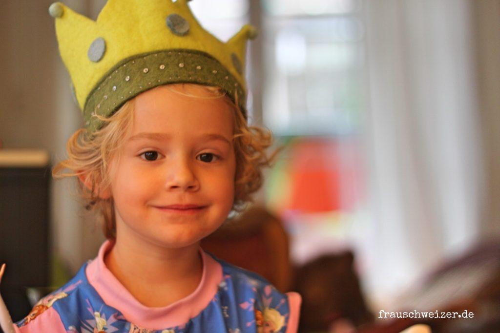 Mottoparty: Schmetterlings  Kindergeburtstag feiern 1