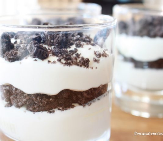 Rezept-Nachspeise-Oreo-Creme-Süsses-Dessert