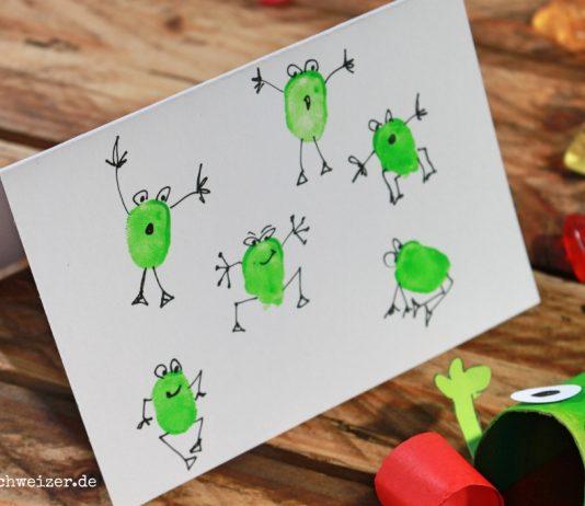 Kindergeburtstag-mottoparty-frosch
