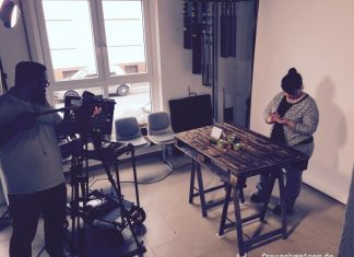 FrauSchweizer-DIY-Videodreh-hinter-Kulissen