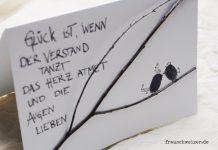 selbstgemachte Karten, Karten Hochzeit, Hochzeitstag, Liebe, Ehe, hangemacht