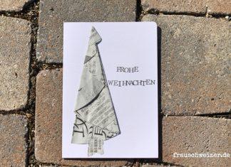 DIY-Ideen-Weihnachtskarten-selber-basteln-Tannenbaum