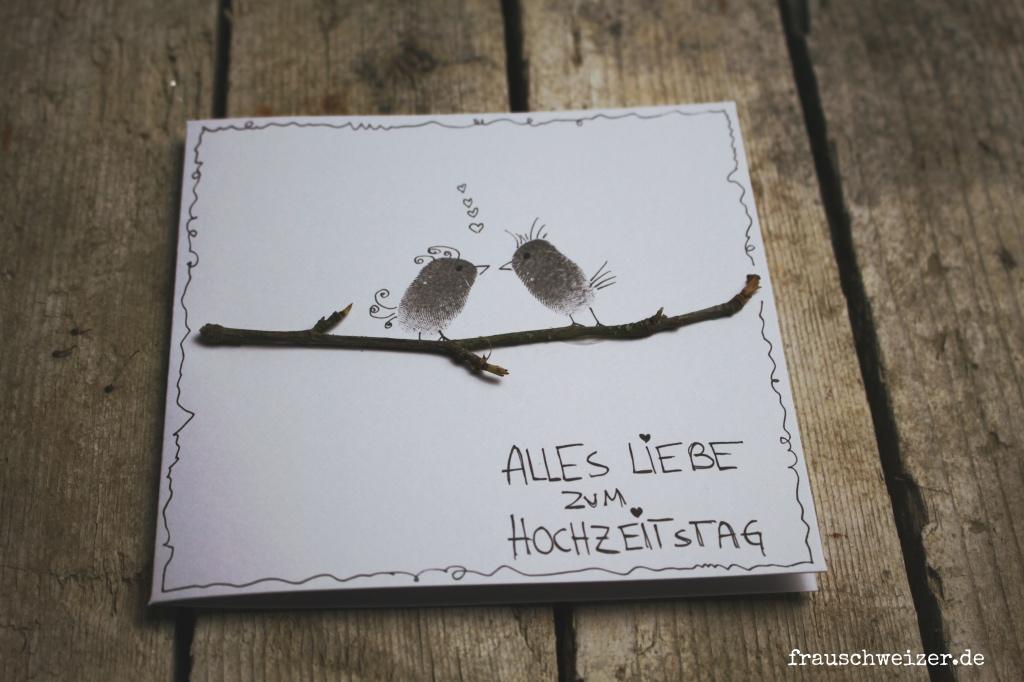 Karten DIY Frauschweizer handgemacht