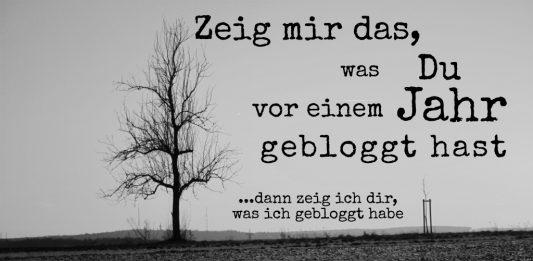 blogparade vor einem Jahr, frauschweizer