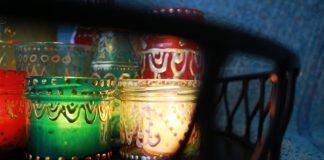 marokkanische Windlichter, DIY Anleitung
