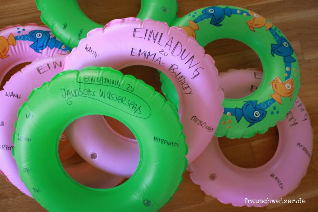 Kindergeburtstag oder eine große Poolparty - viele Ideen zum Feiern 2