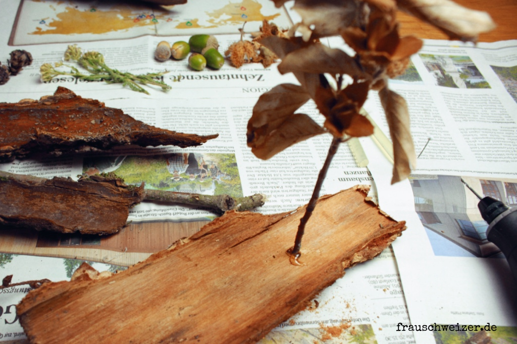 Basteln im Herbst: Setzt die Segel ihr Waldpiraten! 1