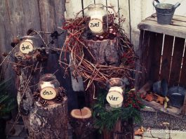 Adventskranz outdoor, Adventskranz für draußen frauschweizer