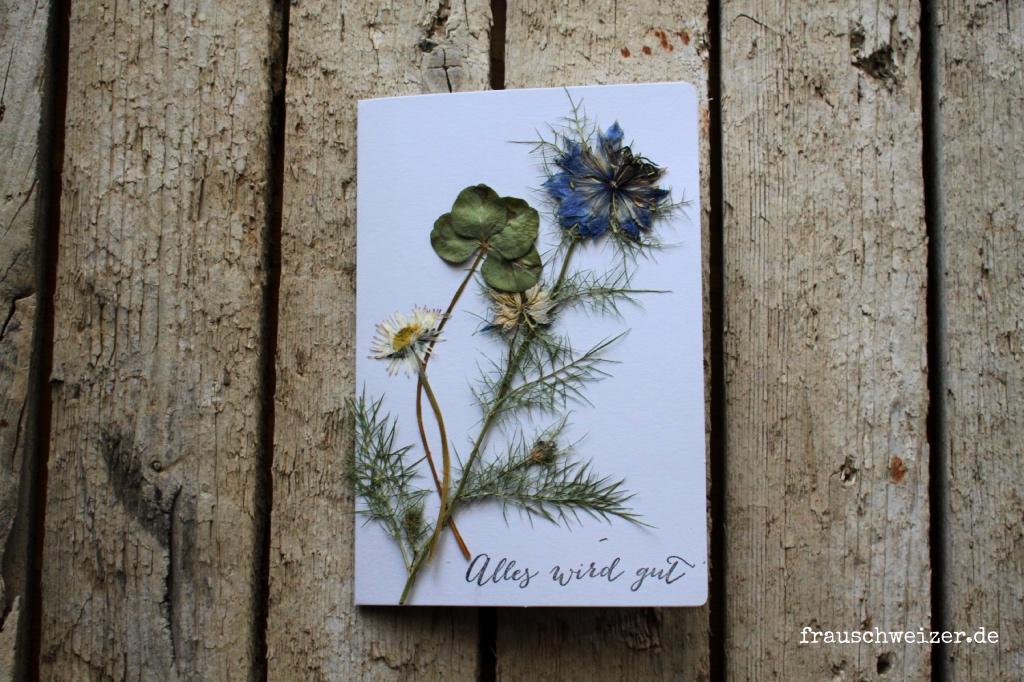 handgemachte Karten von FrauSchweizer