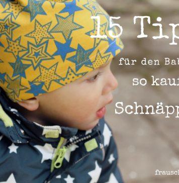 15 Tipps für den babybasar, schnaeppchen machen