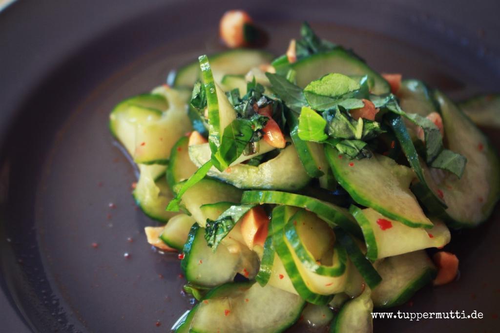 Rezept von FrauSchweizer: Thai Gurkensalat