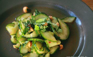 Rezept-Thai-Gurkensalat