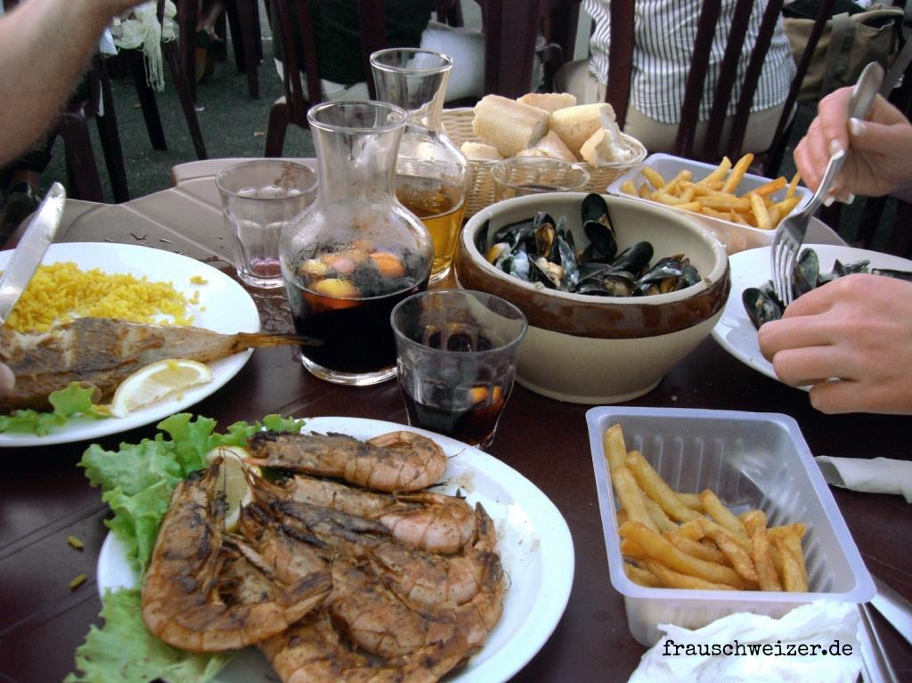 Muscheln wie in Frankreich: Moules au Roquefort 1