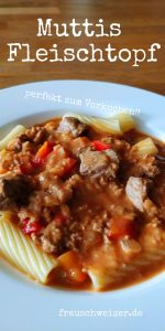Rezept für Muttis Fleischtopf von frauschweizer