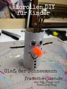 Klorollen DIY von frauschweizer