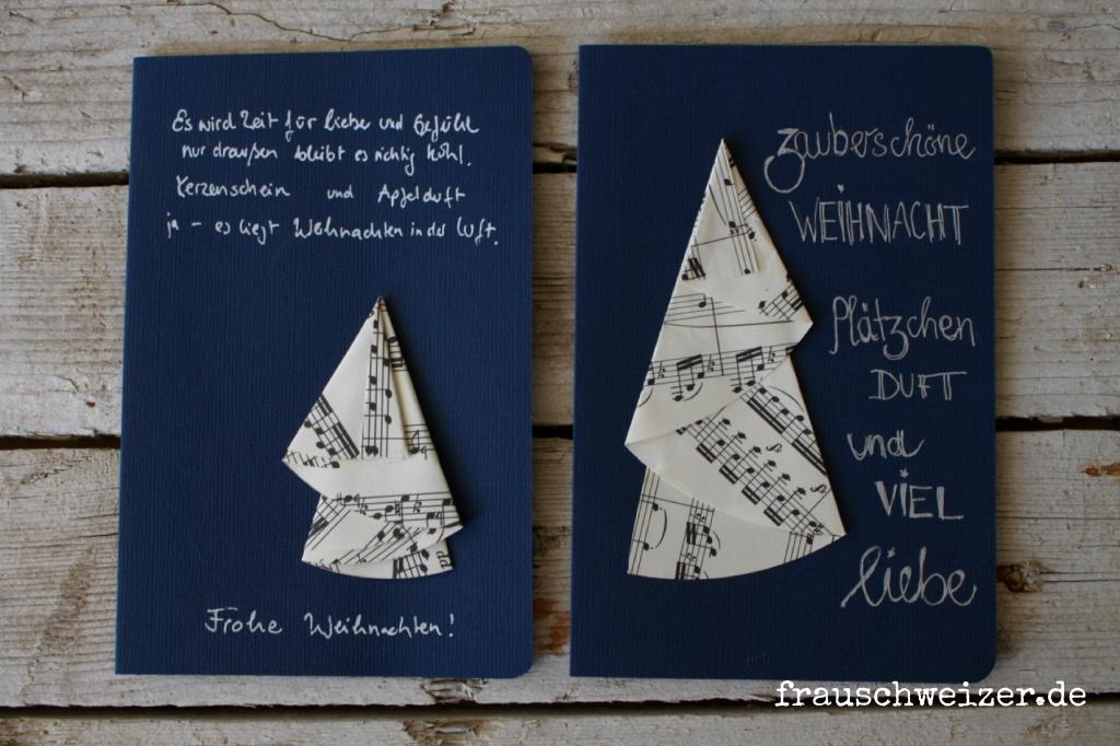 Tolle Karten zu Weihnachten