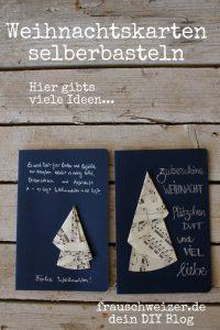 Gestalte deine Weihnachtskarten individuell