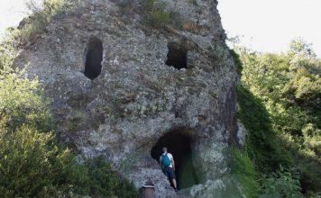 Balmes-de-Montbrun-Frankreich-Ardeche