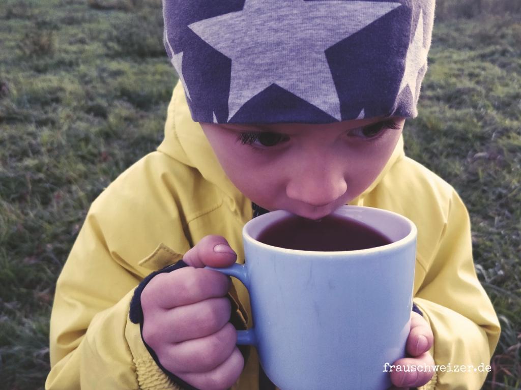 Rezept für den Kinder- Wunsch - Punsch! 4