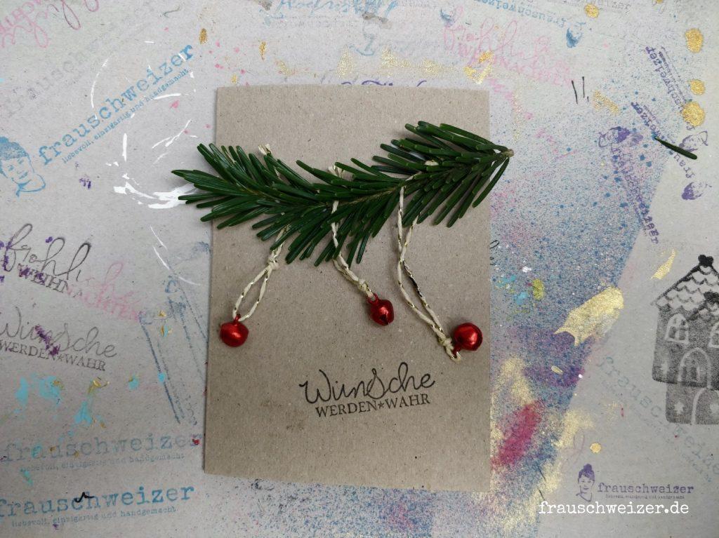 selbstgemachte-Weihnachtskarten