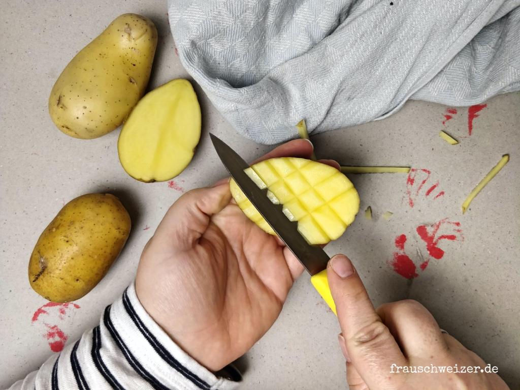 stempeln-mit-kartoffel-ananas