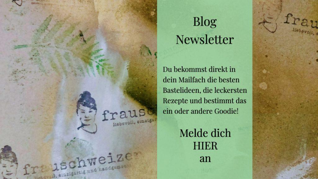 Newsletter FrauSchweizer 1