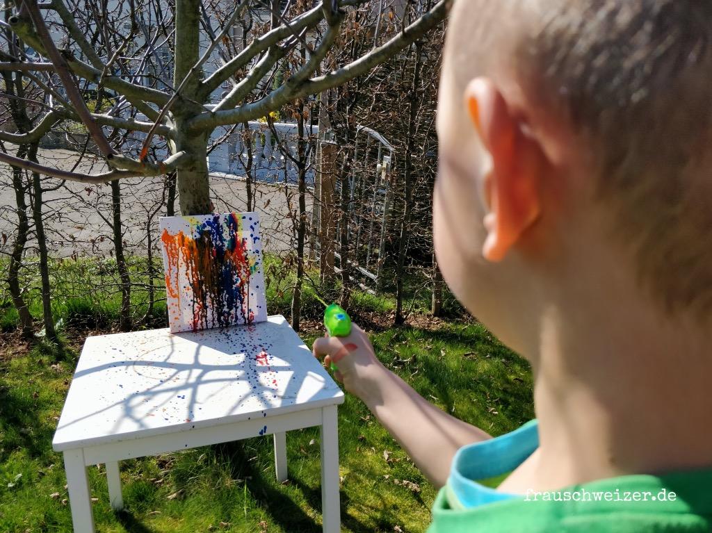 Spritzpistolen-bilder-outdoor-malen