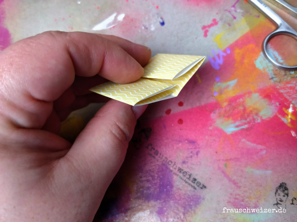 Kinderspiele selber basteln-Ideen mit Papier