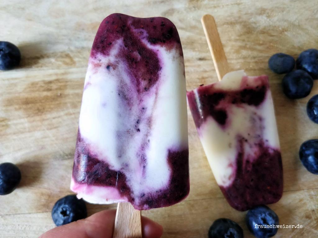 heidelbeere-joghurt-eis