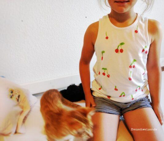t-shirt-bemalen