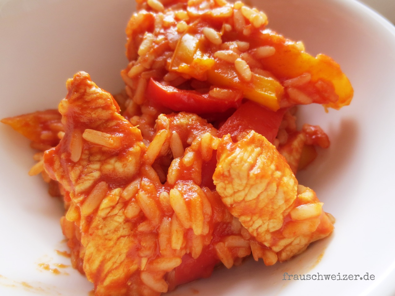 Serbisches Reisfleisch 1