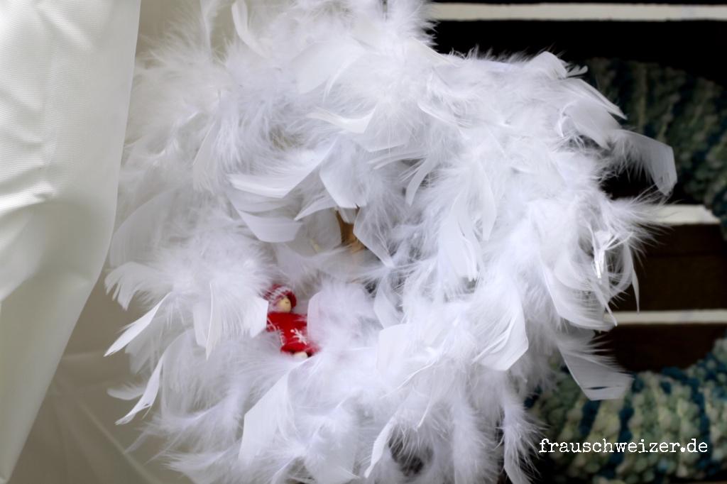 federkranz engel