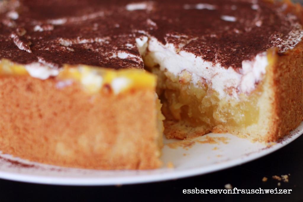 ein tolles Kuchenrezept: fränkischer Apfelweinkuchen