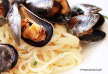 15 Minuten Rezept: Muscheln in Weisswein