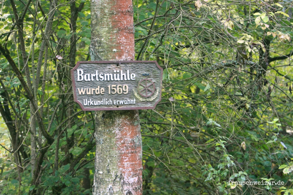 Fuenf Muehlental bei Bad Rappenau