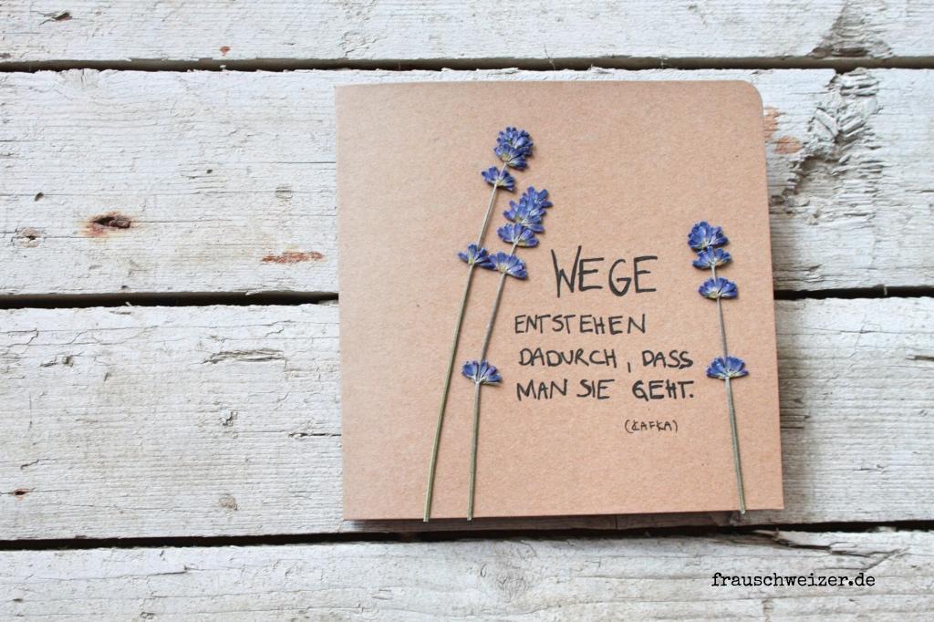 handgemachte Karten frauschweizer