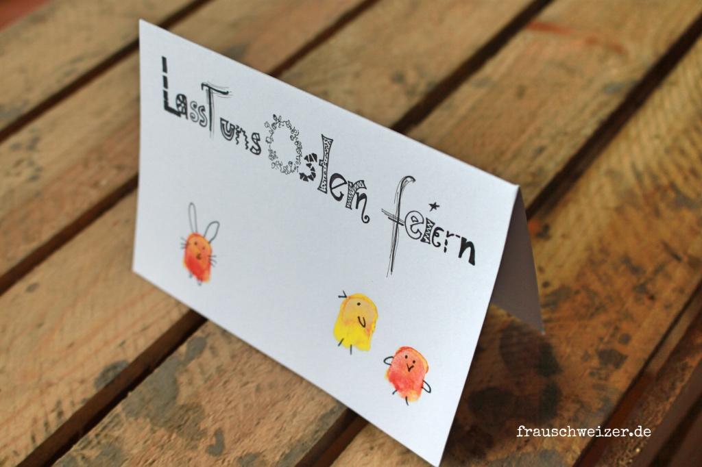 handgemachte Karten Fruehjahr 2017