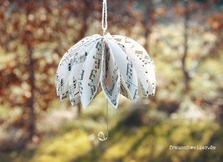 Papier - Regenschirme selbermachen