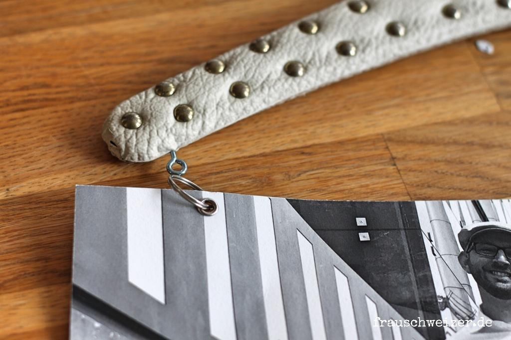 DIY Anleitung Kleiderbuegel Bilderrahmen