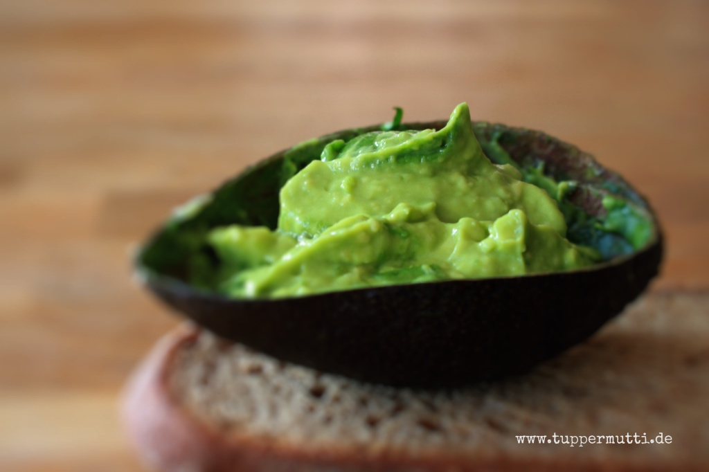 Avocadocreme turbochef tupper