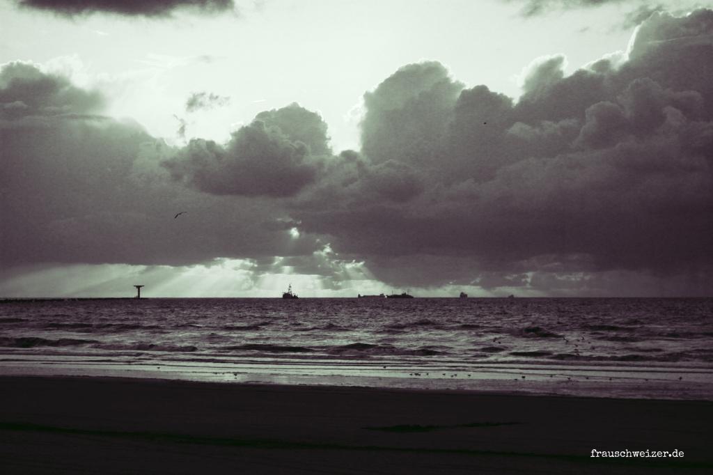 Hoek von Holland Meer