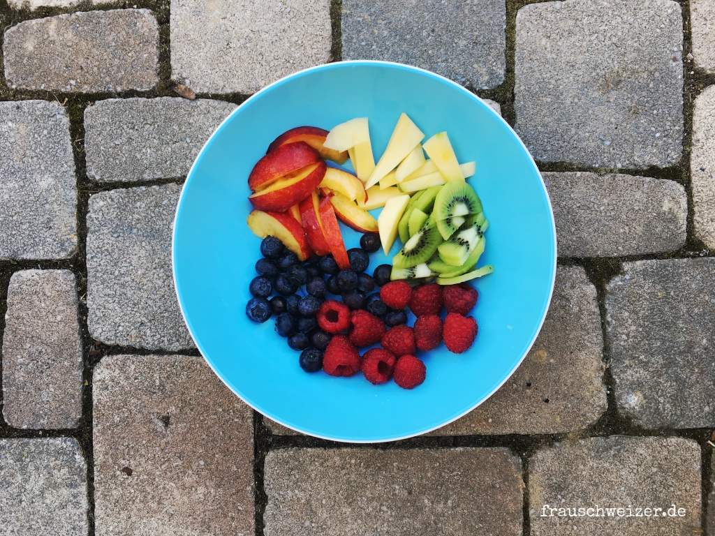 Rezept Prosecco Eis mit Fruechten, Sekteis