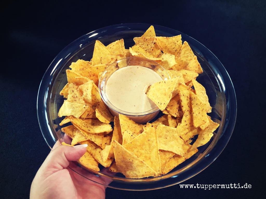 nachos käse rezept